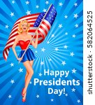 Happy Presidents Day Greeting...