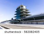 indianapolis   circa february... | Shutterstock . vector #582082405