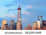 new york city   march 20  one... | Shutterstock . vector #582091489