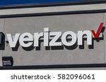 indianapolis   circa february... | Shutterstock . vector #582096061