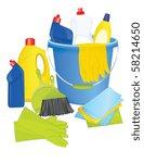 antiseptique,arrière-plan,salle de bains,salle de bain,bleu,bouteille,brosse,seau,produit chimique,tâches ménagères,nettoyer,nettoyant,nettoyer,couleur,conteneur