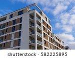 modern building   Shutterstock . vector #582225895