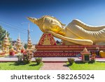 the great buddha in wat si... | Shutterstock . vector #582265024