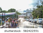 chiang rai  thailand   april 12 ... | Shutterstock . vector #582422551