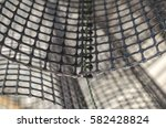the sieve plate  | Shutterstock . vector #582428824