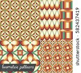 Geometrical Patterns. Geometri...