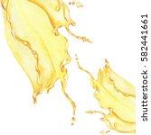 Splash Of Yellow Juice  Color...