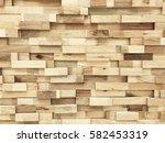 wood texture background | Shutterstock . vector #582453319