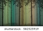 background seamless horizontal... | Shutterstock .eps vector #582525919