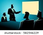 business concept illustration... | Shutterstock .eps vector #582546229