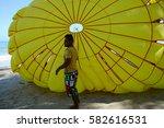 phuket  thailand   jun 19  2016.... | Shutterstock . vector #582616531