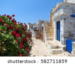 Old Stone Houses And Narrow...