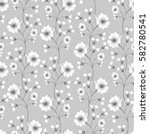 Vector Flowery Pattern....