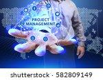 business  technology  internet... | Shutterstock . vector #582809149
