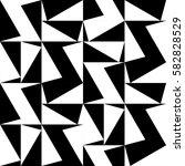 seamless geometric pattern... | Shutterstock .eps vector #582828529