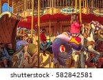 san francisco  california ... | Shutterstock . vector #582842581