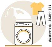laundry room    infographic...
