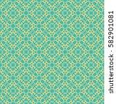 vintage pattern graphic design    Shutterstock .eps vector #582901081