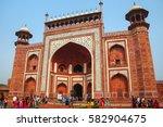 Agra  India   November 9 ...