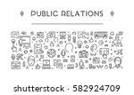 line web banner for public