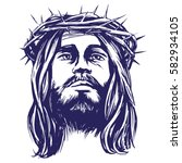 jesus christ  the son of god in