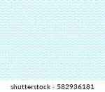 light blue wavy seamless...   Shutterstock .eps vector #582936181