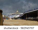 Eastbourne  Sussex Uk  ...