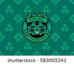 vector illustration with... | Shutterstock .eps vector #583005241
