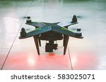 Drone Copter With High...
