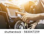 transportation technology and... | Shutterstock . vector #583047259