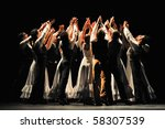 canary  islands   july 31 ...   Shutterstock . vector #58307539