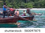 satun  thailand   april 23 2014 ... | Shutterstock . vector #583097875