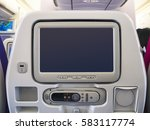 Airplane Seats Blank Screen...