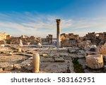 Archeological Site Kourion Nea...