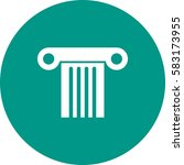 pillar | Shutterstock .eps vector #583173955
