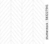 editable seamless geometric...   Shutterstock .eps vector #583227541