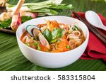 Noodles  Seefood Tom Yum  Thai...