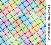 seamless background. diagonal... | Shutterstock .eps vector #583339165