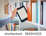 E Book Reader And Colorful...
