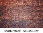 brick wall street background...   Shutterstock . vector #583358629