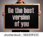 girl  manager  student ... | Shutterstock . vector #583359151