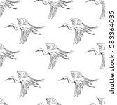 background seamless pattern... | Shutterstock .eps vector #583364035
