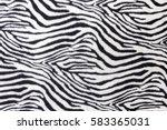 zebra texture | Shutterstock . vector #583365031