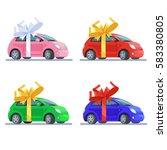 vector illustration set... | Shutterstock .eps vector #583380805