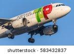 schiphol  noord holland...   Shutterstock . vector #583432837