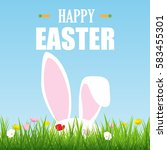 Happy Easter Poster Easter...