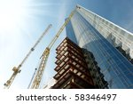 construction work site | Shutterstock . vector #58346497
