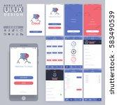 mobile app ui  ux  gui design...
