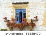 Beautiful Mediterranean Window