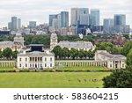 London Skyline   Capital City...